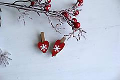 Darčekové štipce - 2 kusy
