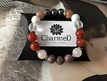 Náramky - Náramok priateľstva a šťastia/ Friendship and hapiness bracelet - 10239475_