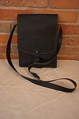 Veľké tašky - Kožená taška urban - 10239640_