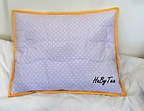 Textil - Detský vankúšik zvieratká - 10240212_