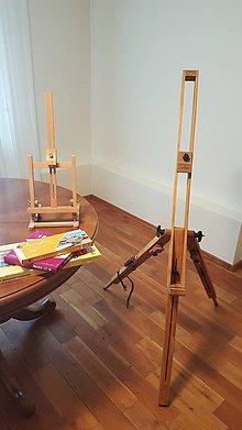 Iný materiál - Exterierovy maliarsky stojan - 10241349_