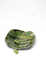Nádoby - miska zelená - 10239513_