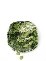 Nádoby - miska zelená - 10239518_