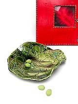 Nádoby - miska zelená - 10239520_
