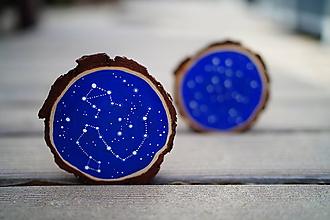 Pomôcky - Hviezdne podpivníky 5ks - 10238568_