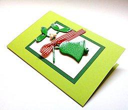 Papiernictvo - Pohľadnica ... Zvonivé vianoce I - 10243667_