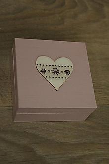 Krabičky - HM - štvorcová krabička 100 - 10242655_