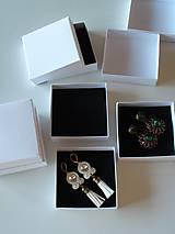 Krabičky - šperková krabička - 10242994_