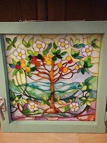 Obrazy - Veselý strom - 10242501_