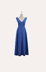 Šaty - Dlhé spoločenské šaty - 10243787_