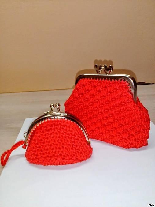 9d1e704373b Háčkovaná peňaženka-sada   melania02 - SAShE.sk - Handmade Peňaženky