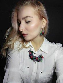 Sady šperkov - Bobule - 10243591_
