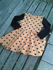 Detské oblečenie - točivé č 110 - 10243153_