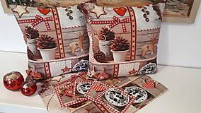 Úžitkový textil - Obliečka na vankuš - 10246612_