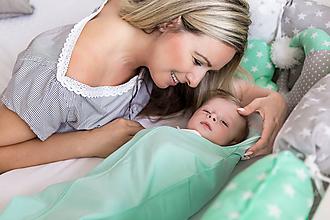 Textil - Perinka, ktorá predĺži spánok - 10246070_