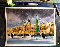 Vianočny Krakow