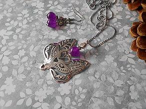 Sady šperkov - Líška IX. - 10245476_