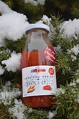 Potraviny - Vianočná Orientálna omáčka - 10245902_