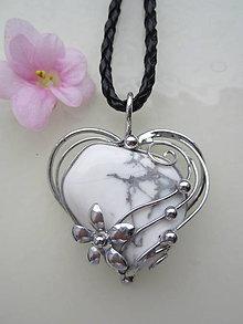 Náhrdelníky - Čistá láska - 10246422_