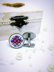 Šperky - Manžetové gombíky Zdenko 1 - 10245066_