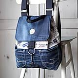 Batohy - Retro ruksak