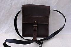 Veľké tašky - Kožená taška urban - 10245732_