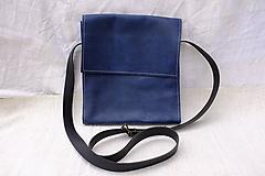 Kabelky - Kožená taška urban - 10245775_