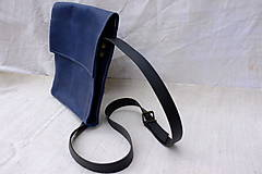 Kabelky - Kožená taška urban  - 10245781_