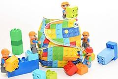 Detské doplnky - LEGO - Nohavičková plienka Natural (veľ. S-M-L) + vkladačka - 10246021_