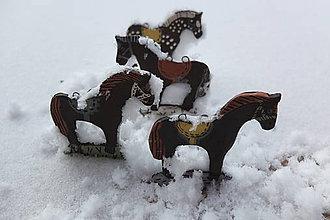 Dekorácie - vianočná ozdoba vraník - 10248056_