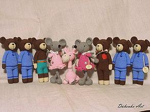 Hračky - Radostníčkovia ♥ - 10249700_
