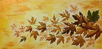 Obrazy - Zlatá jeseň - 10248966_