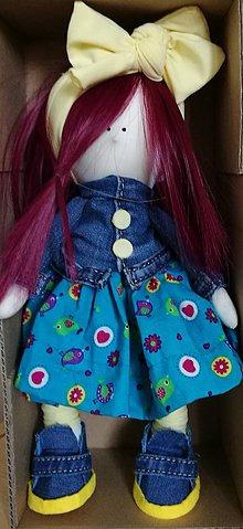 Hračky - Ňuňu bábika Eliška - 10249437_