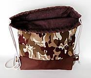 Batohy - Army batoh - 10247831_