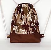 Batohy - Army batoh - 10247851_
