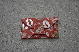 Papiernictvo - Obálka na označenie darčeka - 10248611_
