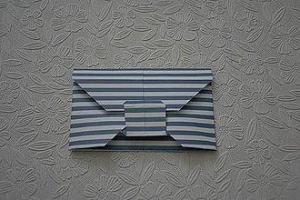 Papiernictvo - Obálka na označenie darčeka - 10248624_