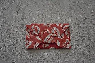 Papiernictvo - Obálka na označenie darčeka - 10248645_