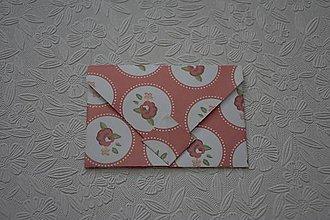 Papiernictvo - Obálka na označenie darčeka - 10248647_