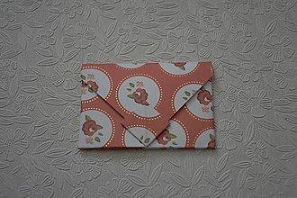 Papiernictvo - Obálka na označenie darčeka - 10248666_