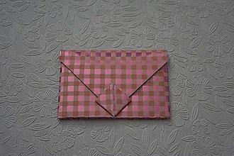 Papiernictvo - Obálka na označenie darčeka - 10248674_