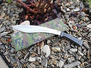 Nože - Kukri 3 - 10247420_