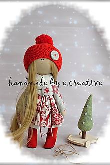 Bábiky - Vianočná - 10247388_