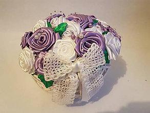 Dekorácie - Dekoratívny kvetinový košík 3 - 10247696_