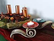 Svietidlá a sviečky - Svietnik - 10247403_