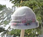 - Vlnená plstená čiapka - 10248867_
