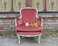 "Nábytok - Kreslo ""Jolie Roses"" - 10251443_"