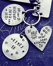 Kľúčenky - NaMIXUJ si svoje pliešky 5 MIX - 10251970_