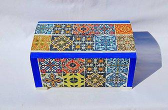 """Krabičky - Pokladnička """"Maroko"""" - 10252205_"""