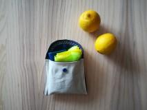 Nákupné tašky - Nákupná súprava vreciek na zeleninu - basic (Blue) - 10251108_